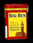 Big Ben Pipe and Cigarette Smoking Tobacco