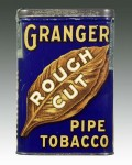 Granger Rough Cut Pipe Tobacco Vertical Tin
