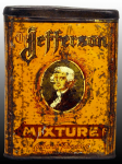 Jefferson Mixture Tin